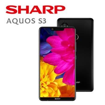 Sharp AQUOS S3 (4G/64G)全螢幕6吋雙卡機