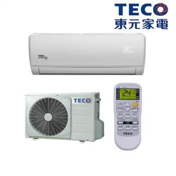 TECO東元冷氣 7-9坪 1級變頻一對一冷專冷氣MS40IC-ZR+MA40IC-ZR