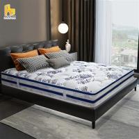 ASSARI-首品英格麗三段式乳膠強化側邊獨立筒床墊(雙大6尺)-加送同尺寸保潔墊