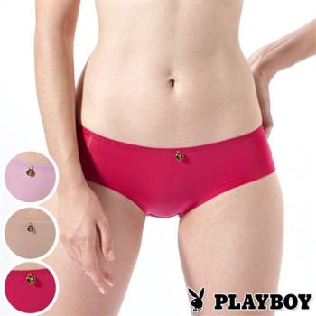 PLAYBOY內褲 無痕柔滑平口褲 (PL220117)