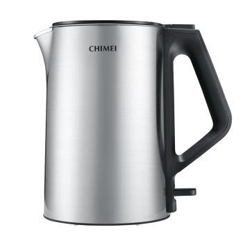 CHIMEI奇美1.5L三層防燙不鏽鋼快煮壺(星鑽鋼) KT-15MD01