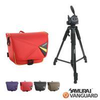 VANGUARD Pampas II 22 攝影側背包+Pro-888腳架特惠組
