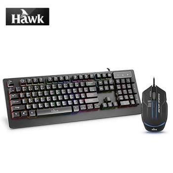 Hawk G7700 電競鍵盤滑鼠超值組