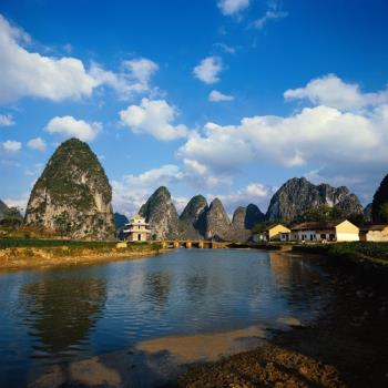 桂林希爾頓堯山覽車玄幻山水間遇龍河6日(無購物無自費)旅遊