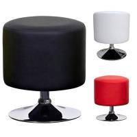 E-Style 高級PU皮革椅面(高52公分)洽談椅/化妝椅/吧台椅/餐椅(三色可選)