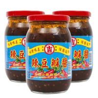 丸吉 復古辣豆瓣醬 450g x3瓶