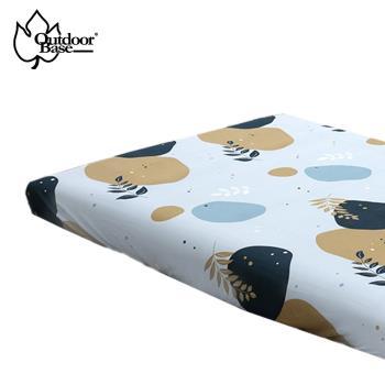 290x200x20cm原廠舒柔布保潔床包套XL 歡樂時光充氣床墊床包套適用於美麗人生極度優眠充氣床Outdoorbase-26305