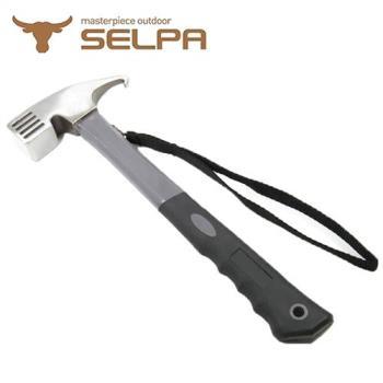 韓國SELPA 鑄鋼營槌/營釘槌/鋼頭營鎚/槌子/鋼錘(可拔釘)