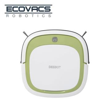ECOVACS DEEBOT智慧吸塵超薄清潔機器人(綠色)DA60-Slim