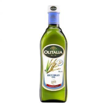 Olitalia奧利塔-玄米油(750ml/罐)8入組