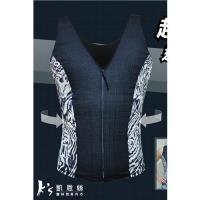 #Ks(男仕訂製背心)-有氧蠶絲塑身內衣