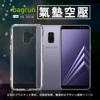 bagrun SAMSUNG Galaxy A8 (2018) 極度抗摔 空壓殼.氣墊.抗防摔.手機殼
