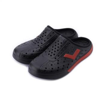 PONY EN-JOY 2 張菲防水鞋 紅黑 82U1SA81RD 男鞋 鞋全家福