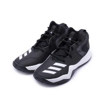 ADIDAS CRAZY TEAM II 高筒避震籃球鞋 黑白 CG4795 男鞋 鞋全家福