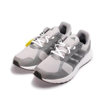 ADIDAS DURAMO 8 M 限定版輕量吸震跑鞋 灰白 BA8082 男鞋 鞋全家福
