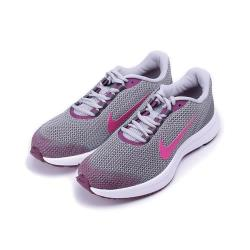 NIKE WMNS RUNALLDAY RUNNING 輕量避震跑鞋 灰桃 898484-011 女鞋 鞋全家福