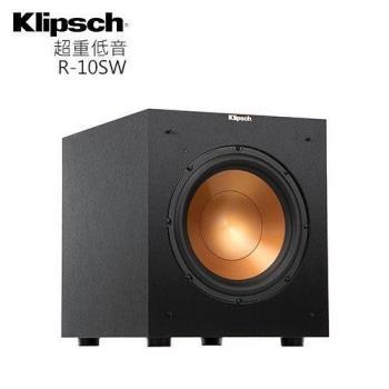 Klipsch 美國 古力奇 超重低音喇叭 R-10SW