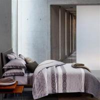 【幸運草】水墨清韻-萊賽爾吸濕排汗親膚天絲特大八件式床罩組-獨立筒適用
