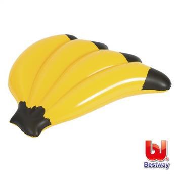 哈街Bestway 香蕉造型浮排43160