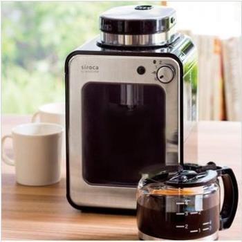 SIROCA自動研磨咖啡機STC-408