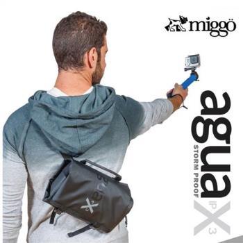 Miggo 米狗 AGUA MWAG-GOP BB55 防水包 GOPRO 可用(BB 55,湧蓮公司貨) HERO4 HERO5 HERO6 阿瓜