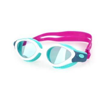 SPEEDO FUTURA BIOFUSE 女成人運動泳鏡-游泳 蛙鏡 訓練 戲水 湖水綠紫