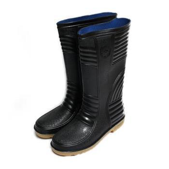 長筒雨鞋 黑 男 鞋全家福