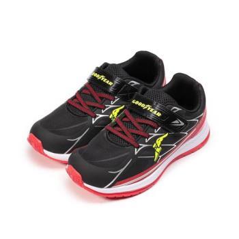 GOODYEAR 輕量運動鞋 黑 GAKR78420 大童鞋 鞋全家福