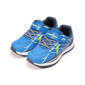 GOODYEAR 輕量運動鞋 藍 GAKR78426 大童鞋 鞋全家福