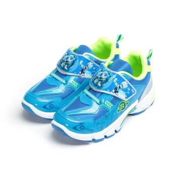 炫風騎士 極地戰狼電燈鞋 藍 BLKX74616 中大童鞋 鞋全家福