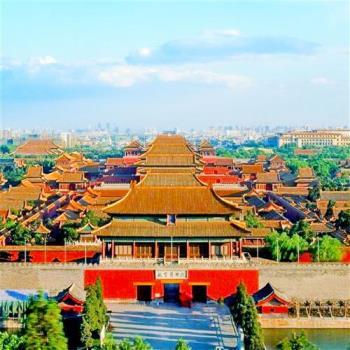 北京天津異國雙城遊長城故宮頤和園功夫秀6日(無購物無自費)旅遊