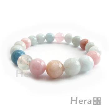 【Hera】繽紛精靈摩根石(手鍊/手珠/10mm)