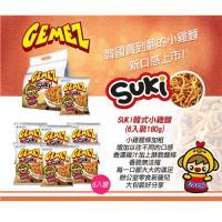 【GEMEZ SUKI】韓式小雞麵(6入裝180gX12袋/組)