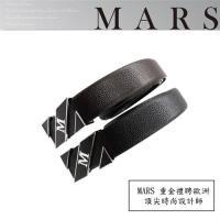 義大利MARS★真皮男性皮帶★E-SM