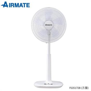 AIRMATE艾美特風扇 14吋 DC節能鋰電池充電式遙控立扇 FS35172B