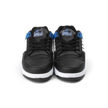 PROMARKS 綁帶鋼板運動鞋 藍 男鞋 鞋全家福