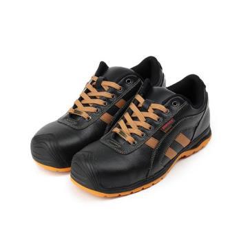 PAMAX 真皮護趾鋼頭安全鞋 黑 男鞋 鞋全家福