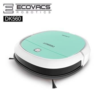 ECOVACS DK560日系美型掃地機器人 蒂芬妮綠