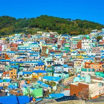 暑假早鳥-釜山美食版積木村韓服體驗饗宴美食5日旅遊