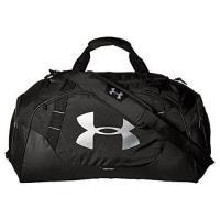 Under Armour 2018男 Storm3風暴中型黑色行李袋