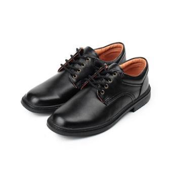FUH KEH 素面學生鞋 黑 男鞋 鞋全家福