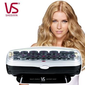 VS沙宣 快熱髮卷套裝VSCHV21W+BABYLISS直髮夾ST27W特惠組(買再送)