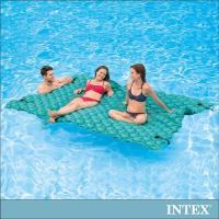 【美國 INTEX】戲水系列-超大型獨立泡泡充氣床 56841