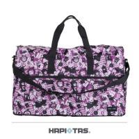 Traveler Station-HAPI+TAS 摺疊旅行袋(大)-295粉色愛麗絲