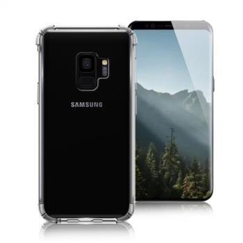 Xmart for 三星 Samsung Galaxy S9 清透高質感TPU+PC手機保護殼