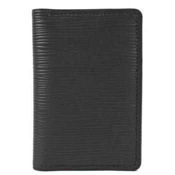 Louis Vuitton LV M60642 EPI水波紋皮革信用卡簡便短夾 現貨
