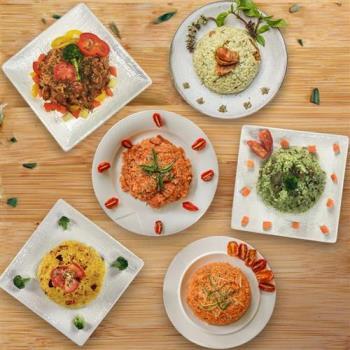 米家廚房 主廚新鮮手作隨心搭配義式燉飯6包(口味任選)