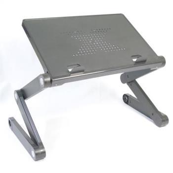 百變折疊桌/電腦桌/閱讀桌/筆電桌(黑武士)