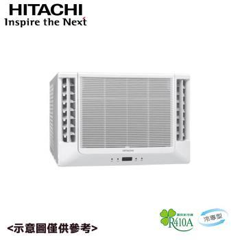 HITACHI日立冷氣 9-11坪 4級雙吹式窗型冷氣RA-68WK