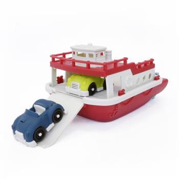 美國【B.Toys】排隊搭渡輪